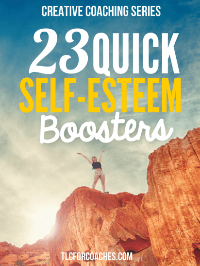 23 Quick Self-Esteem Boosters